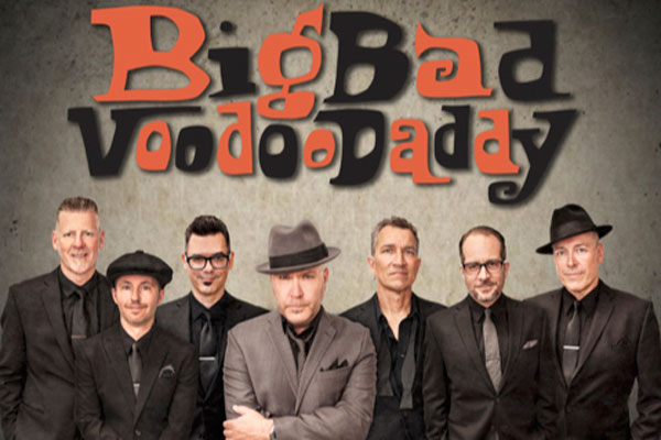 Big Bad Voodoo Daddy's<br />Wild and Swingin' Holiday Party!