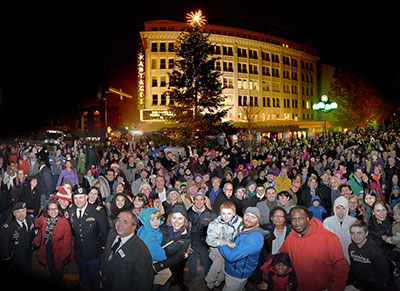 74th Annual Holiday Tree Lighting