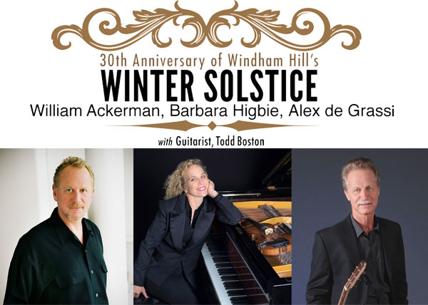 Windham Hill's Winter Solstice