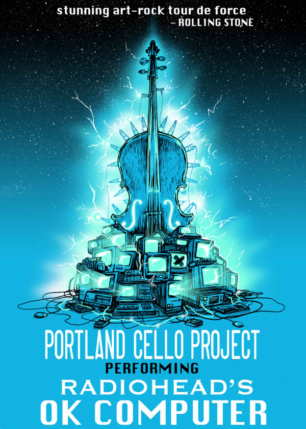 Portland Cello Project:<br />