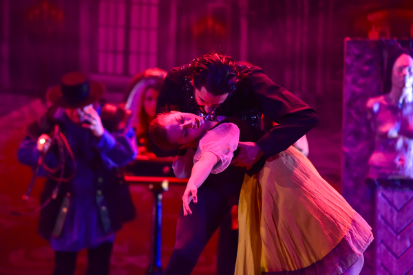 Dracula<br />The Romantic Ballet
