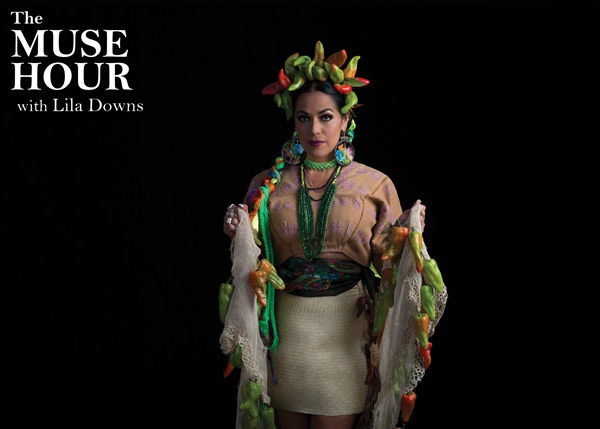 The Muse Hour with Lila Downs