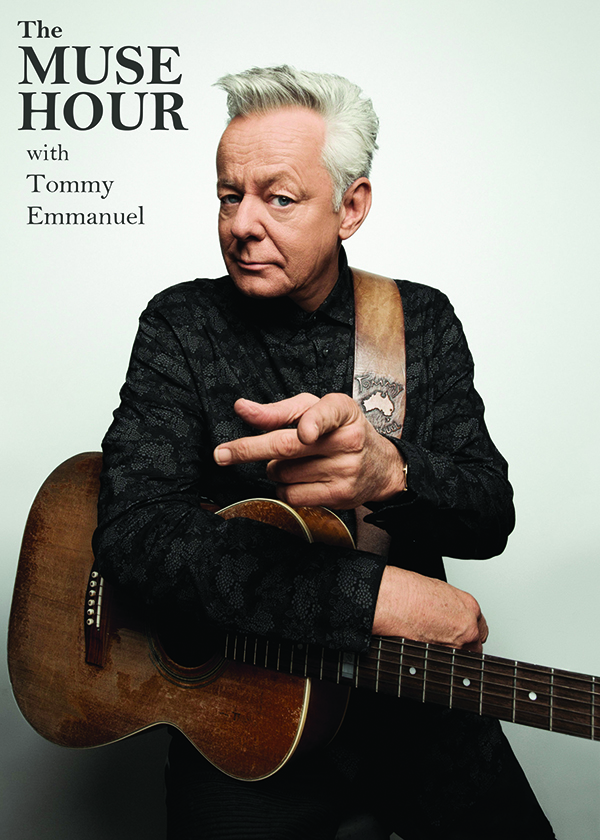 The Muse Hour with Tommy Emmanuel