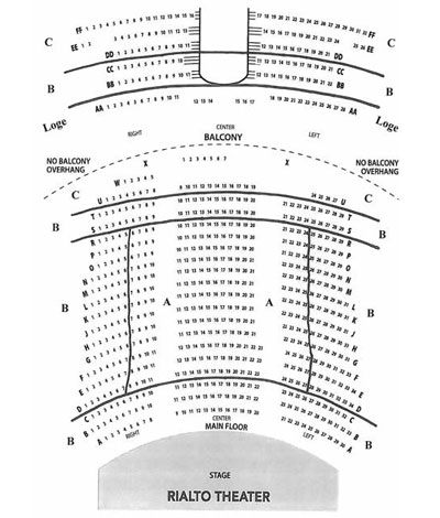 Northwest Sinfonietta Seating Chart