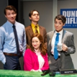 Behind the Scenes of The Office! A Musical Parody & COZI TV